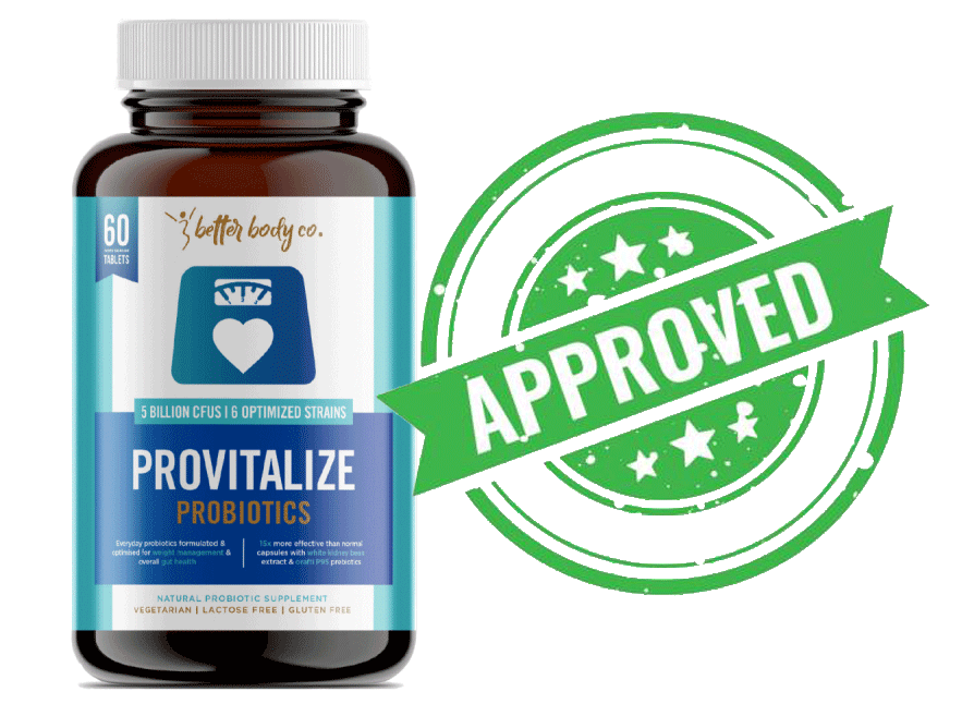 Provitalize Review Best Probiotic Weight Loss